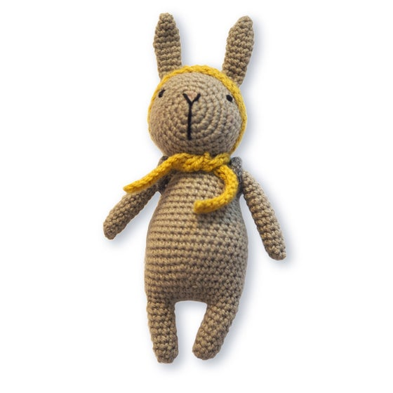 Image of Lapin en crochet