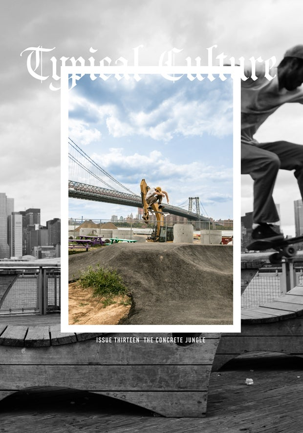 Image of Issue #13 The Concrete Jungle