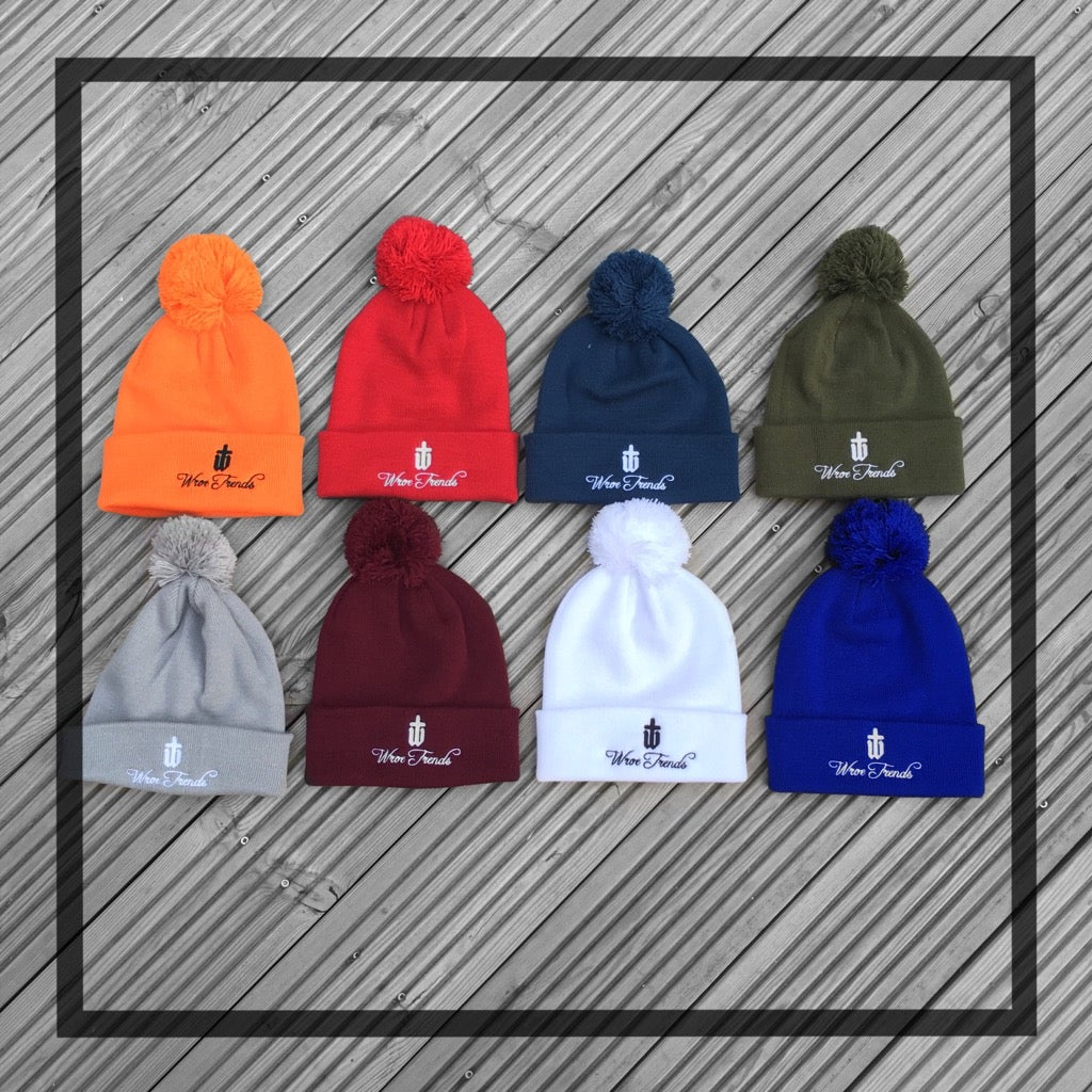 Image of BOBBLE HATS • VARIOUS COLOURS