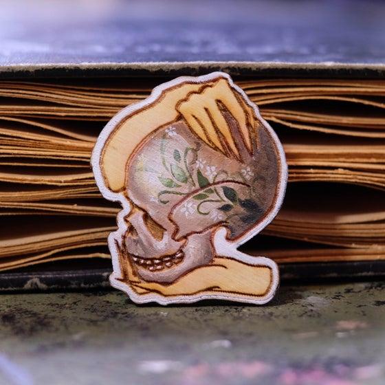 Image of Skull Pin #11