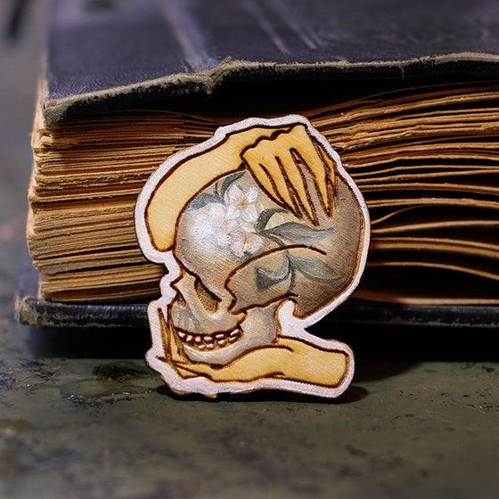Image of Skull Pin #10