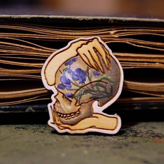 Image of Skull Pin #8
