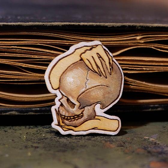 Image of Skull Pin #7