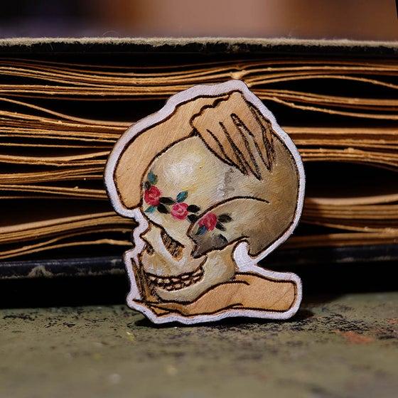 Image of Skull Pin #6