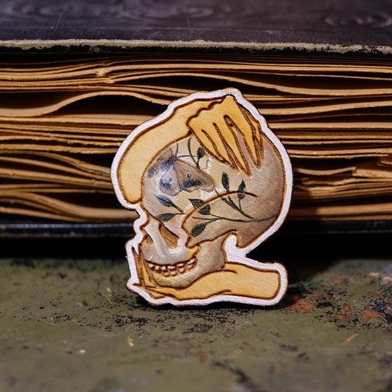 Image of Skull Pin #4
