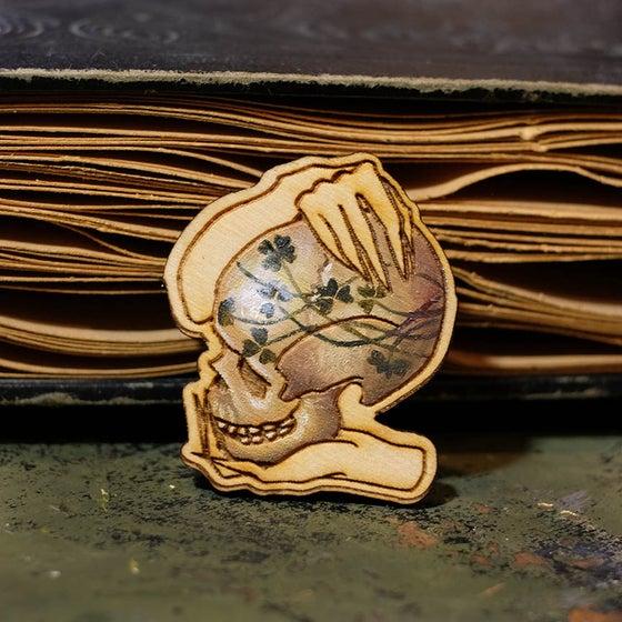 Image of Skull Pin #3