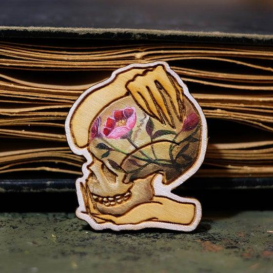 Image of Skull Pin #2