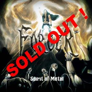 "Image of FORCER ""Spirit of Metal"""