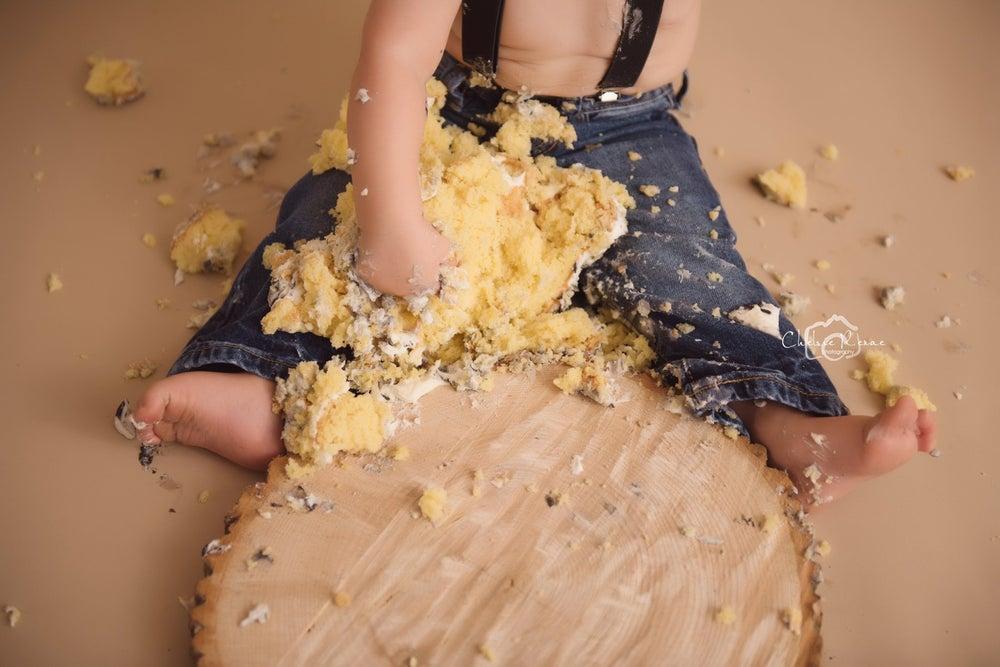 Image of One Year Cake Smash Session