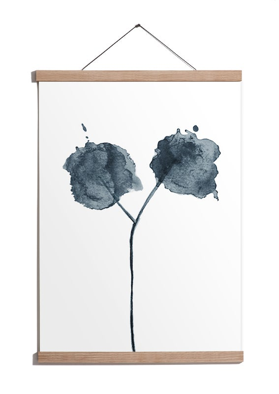 Image of Flora 02 Blue