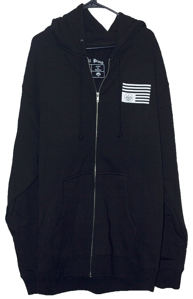 Image of Injustice Zip-up