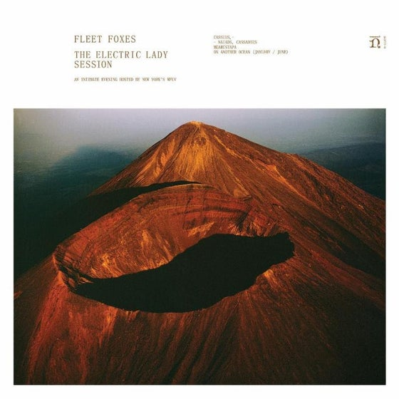 Image of FLEET FOXES   THE ELECTRIC LADY SESSION
