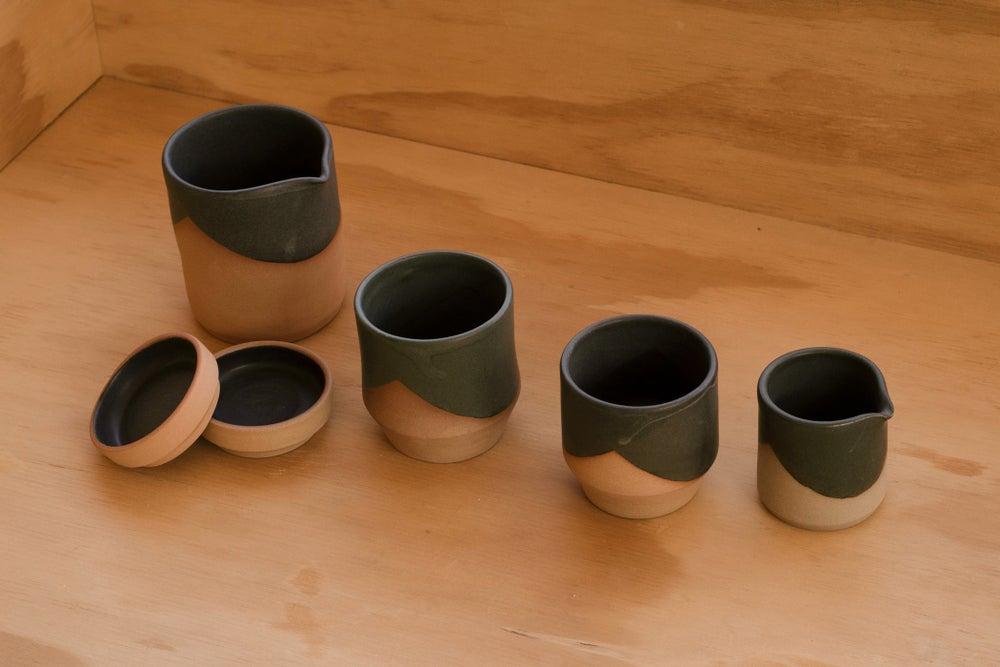 Image of Pouring Beaker (Pounamu)