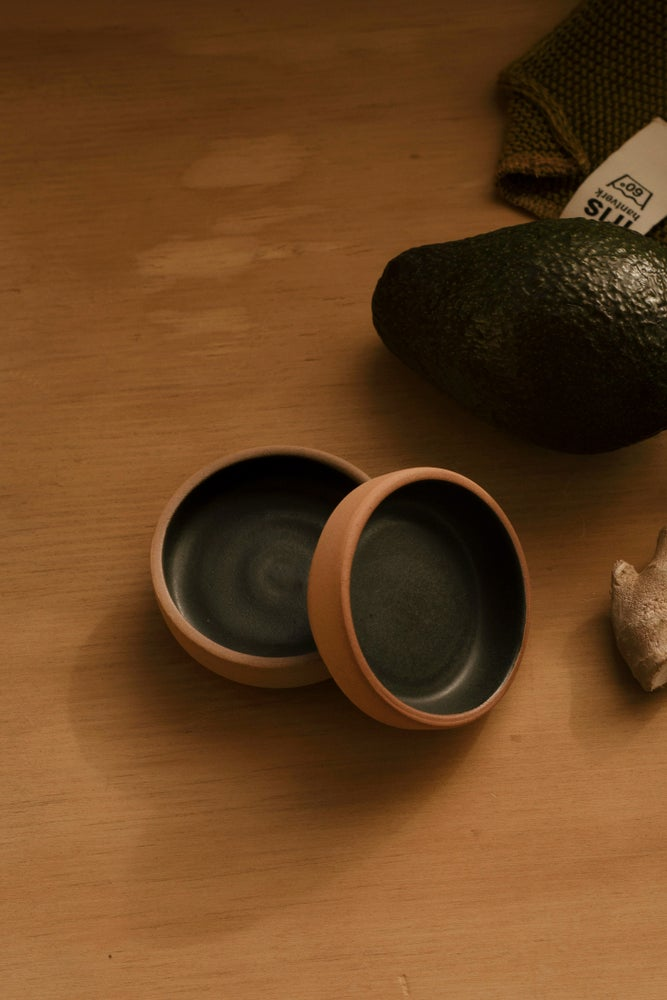 Image of Salt Dish (Pounamu)