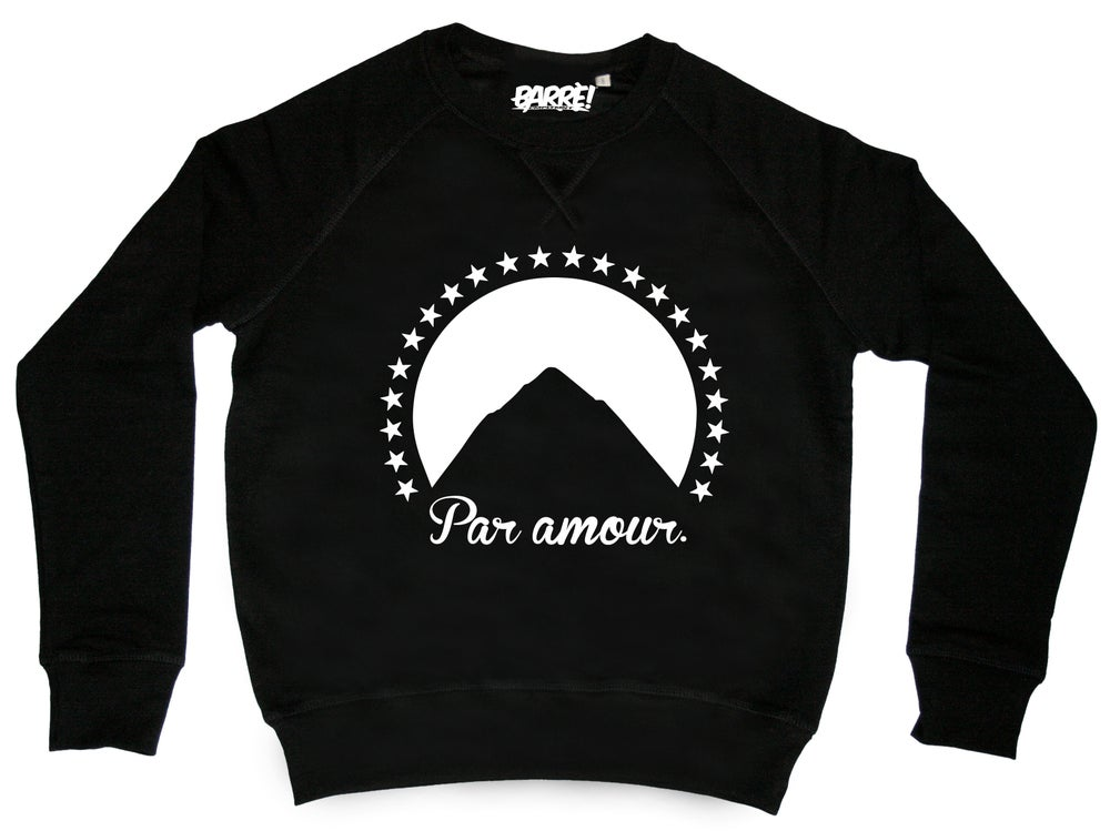 Image of CREWNECK  PAR AMOUR