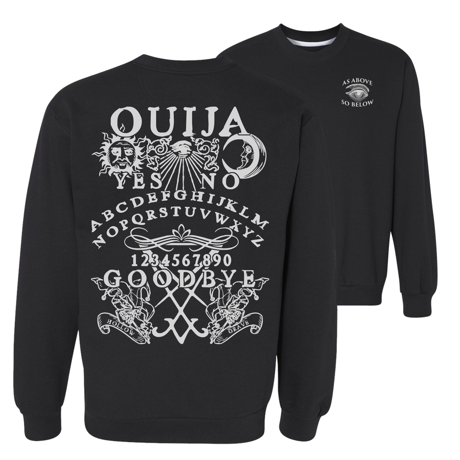 Image of Ouija - Crewneck
