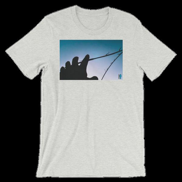 "Image of ""Escape"" Limited Edition T-Shirt. (Ash)"