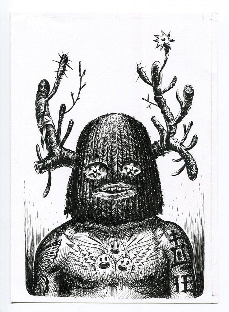 Image of Succulent Thief Original