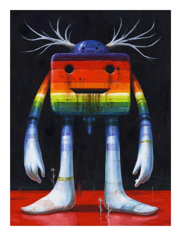 Image of Happy and Sad Print