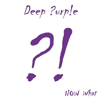 Image of DEEP PURPLE - NOW What ?! - CD Cristal