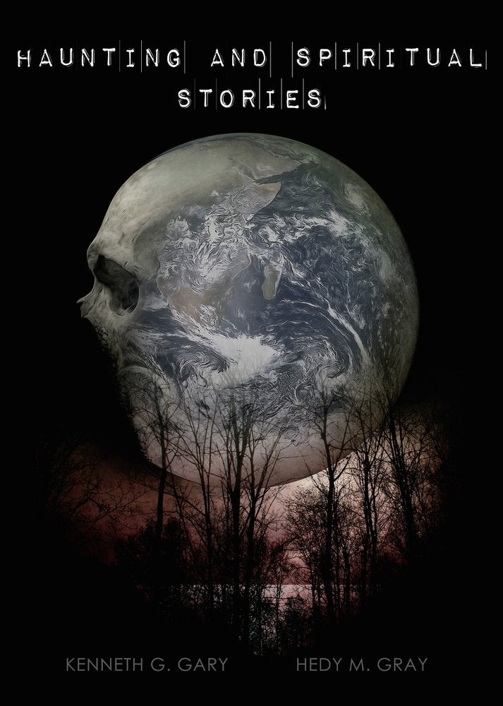 "Image of ""Haunting and Spiritual Stories"" Book/Poster Bundle"