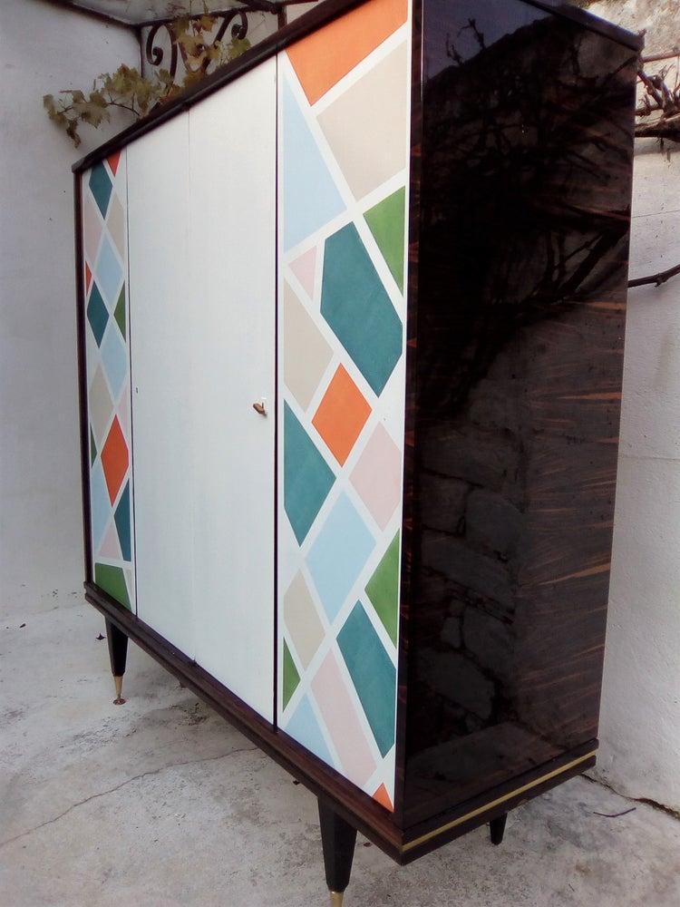 Image of Grande armoire de rangement /Etagerés