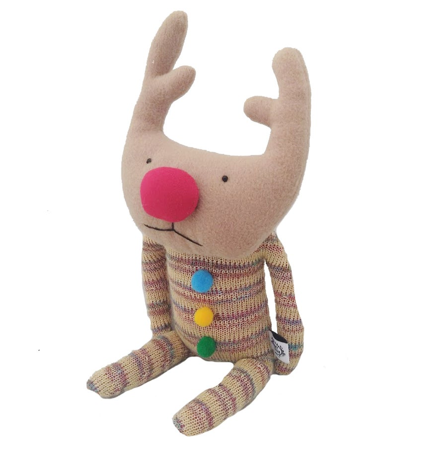 Image of Rory Reindeer