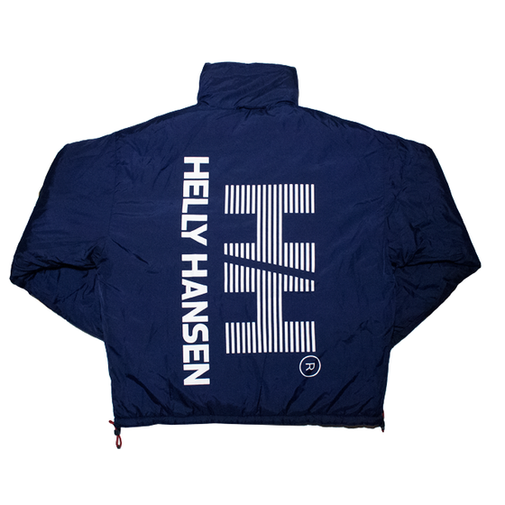 Image of Helly Hansen Reversible Puffer Jacket