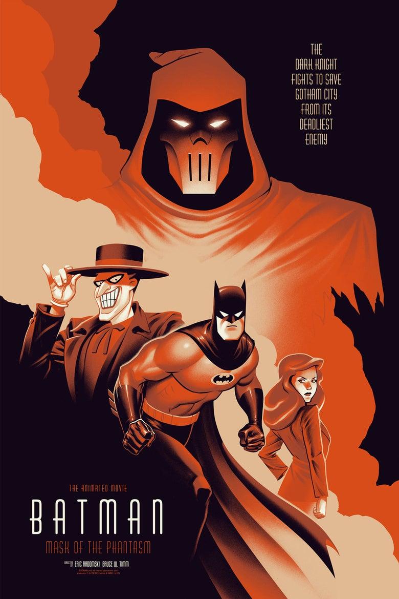 Image of BATMAN: MASK OF THE PHANTASM (variant)