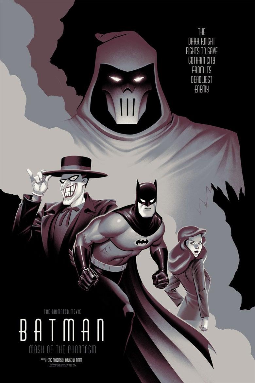 Image of BATMAN: MASK OF THE PHANTASM (screening)