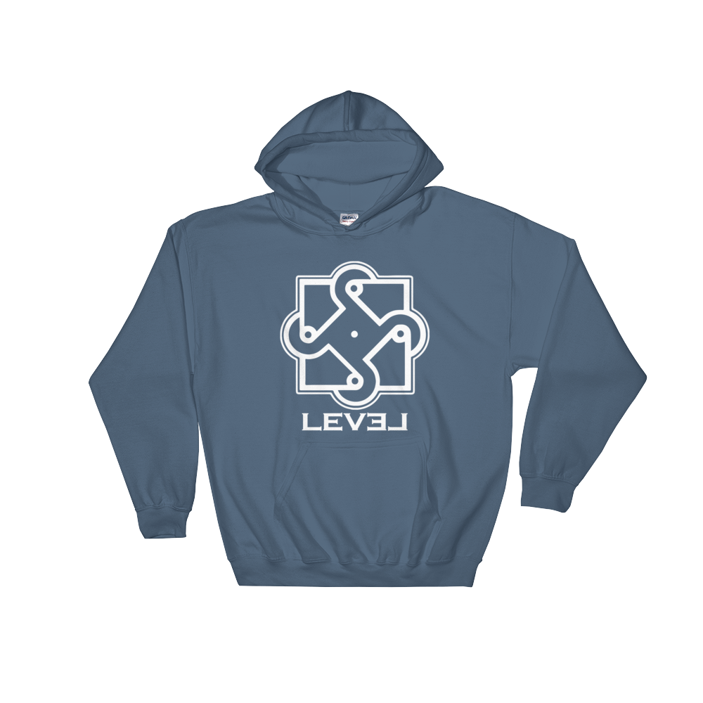 Image of LEVEL Pullover Hoodie