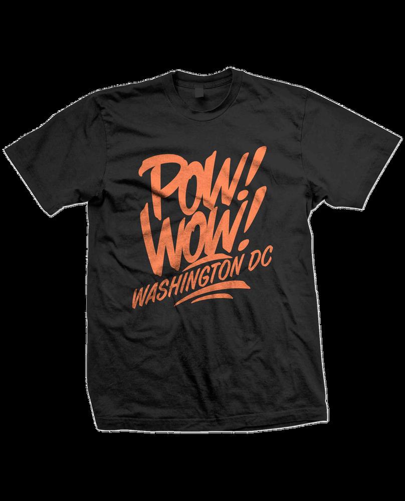 Image of POW! WOW! DC 2017 Shirt