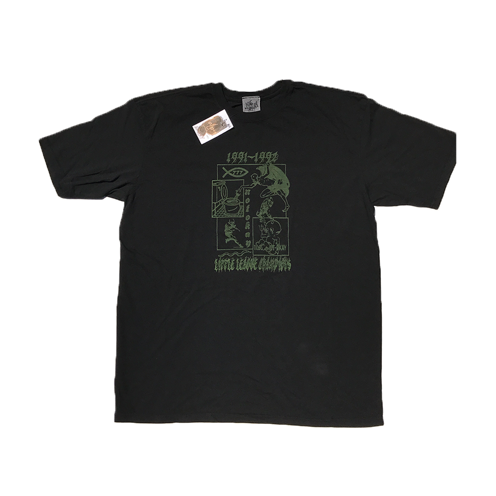 Image of Little League Tee (Green Ink)