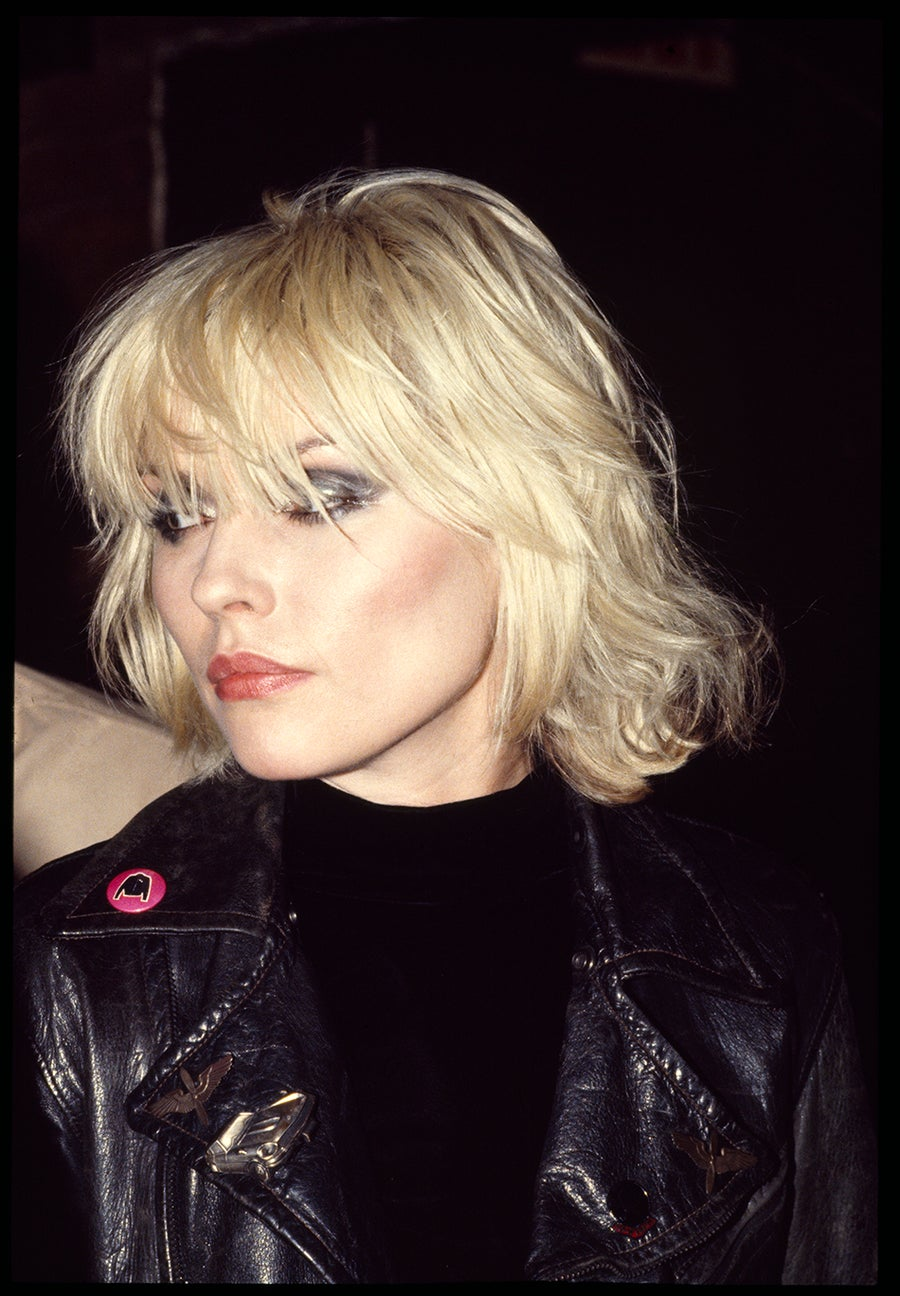 Image of Debbie Harry late 70s