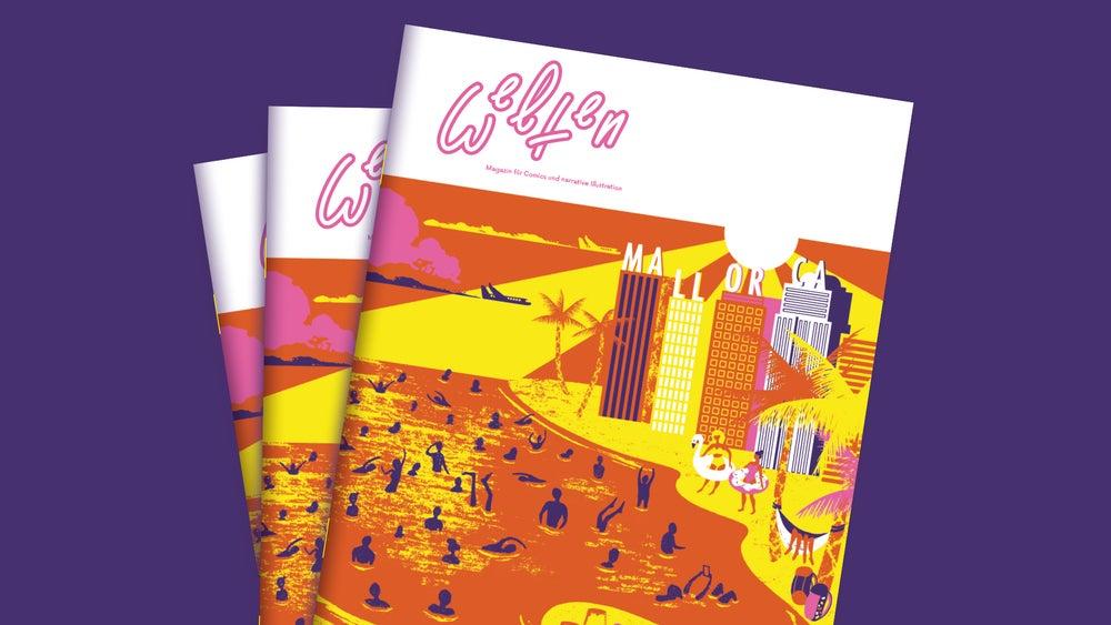 Image of Welten Magazin #3 – Mallorca