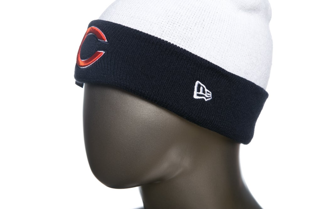 Image of Chicago Bears New Era official Beani