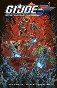 Image of G.I. Joe Vol. 2 – Signed, Numbered, Personalized & Sketched