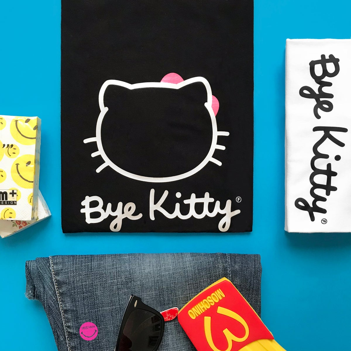 "Image of Camiseta ""Bye Kitty"""