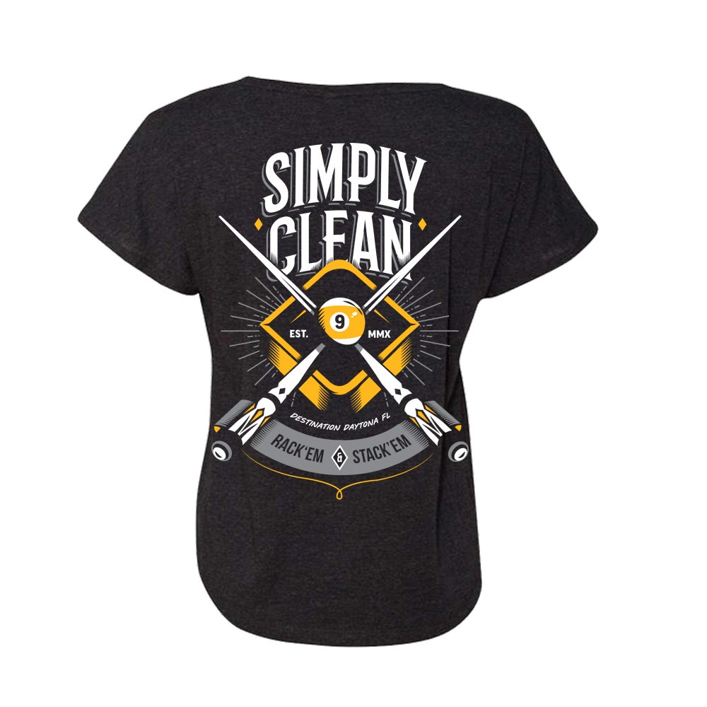 "Image of Women ""Simply Clean 9"" Dolman"