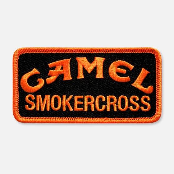 Image of CAMEL SMOKERCROSS PATCH