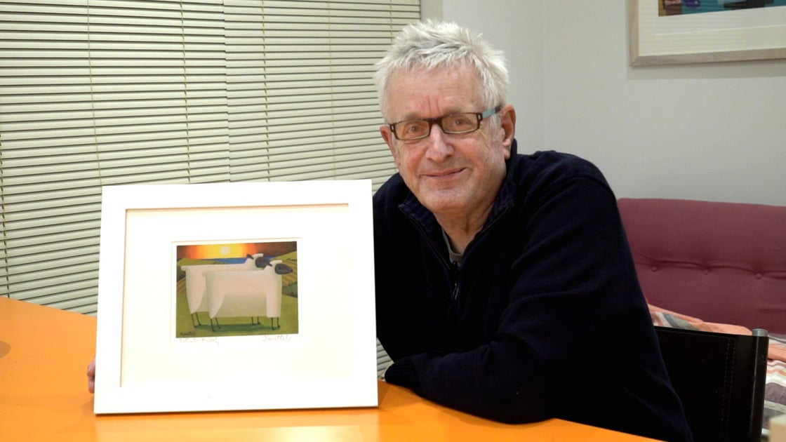 Image of TWO'S COMPANY (FRAMED)