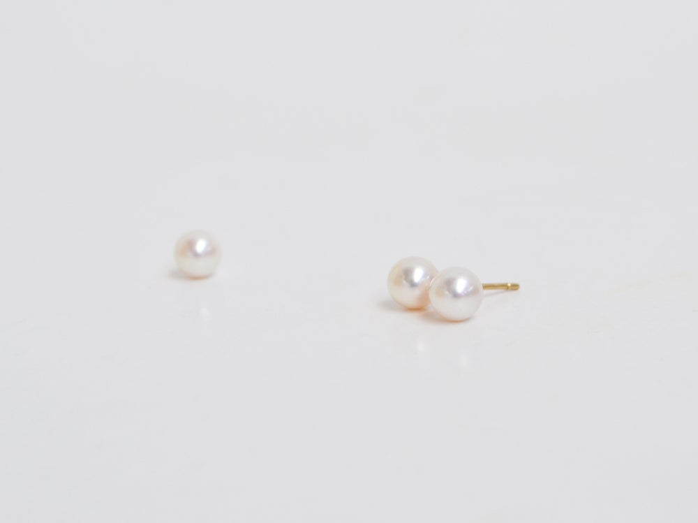 Image of Pearl XXL Earrings