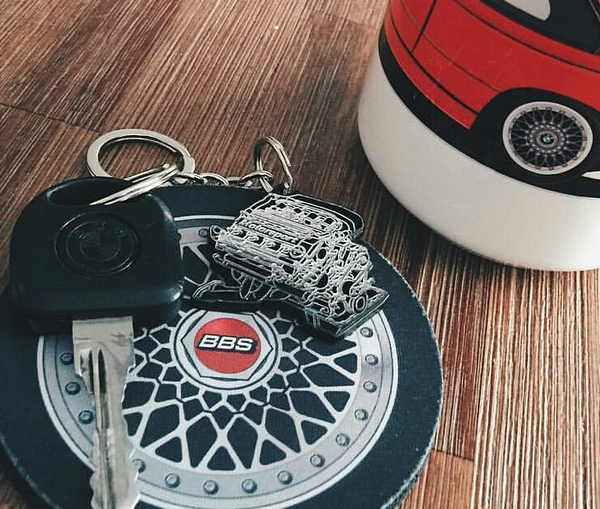 Image of S14 Motorsport Keychain