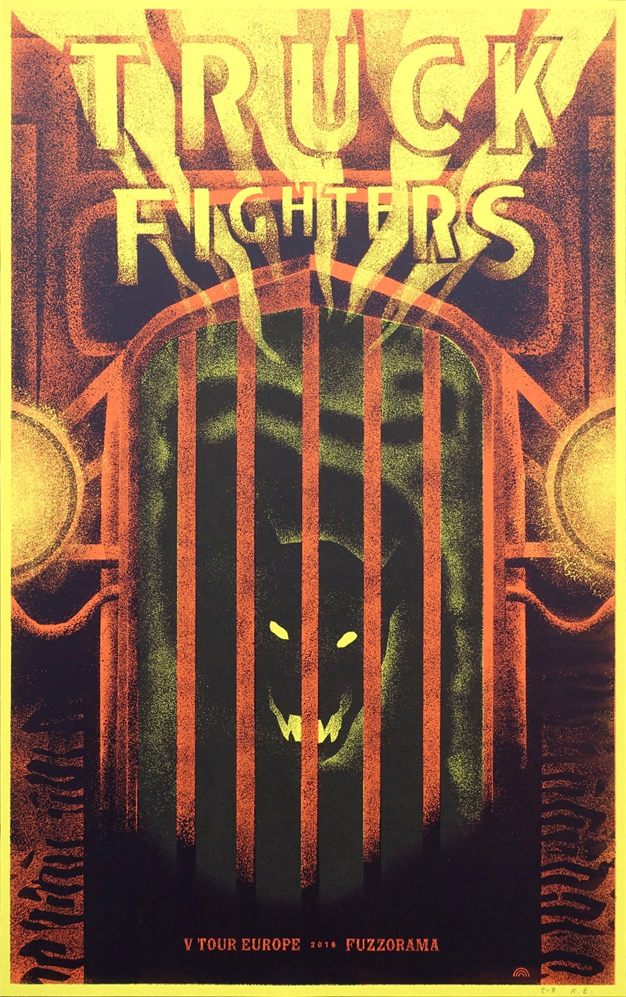 Image of TRUCKFIGHTERS