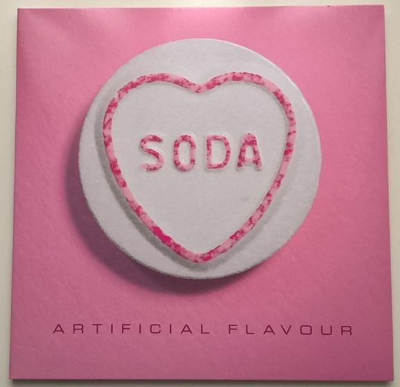Image of Artificial Flavour Vinyl album