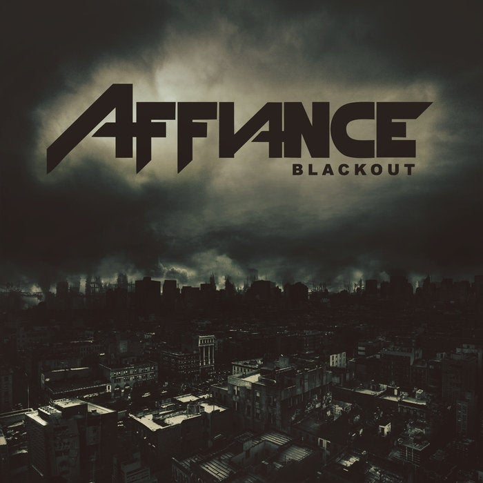 "Image of AFFIANCE ""BLACKOUT"" CD"
