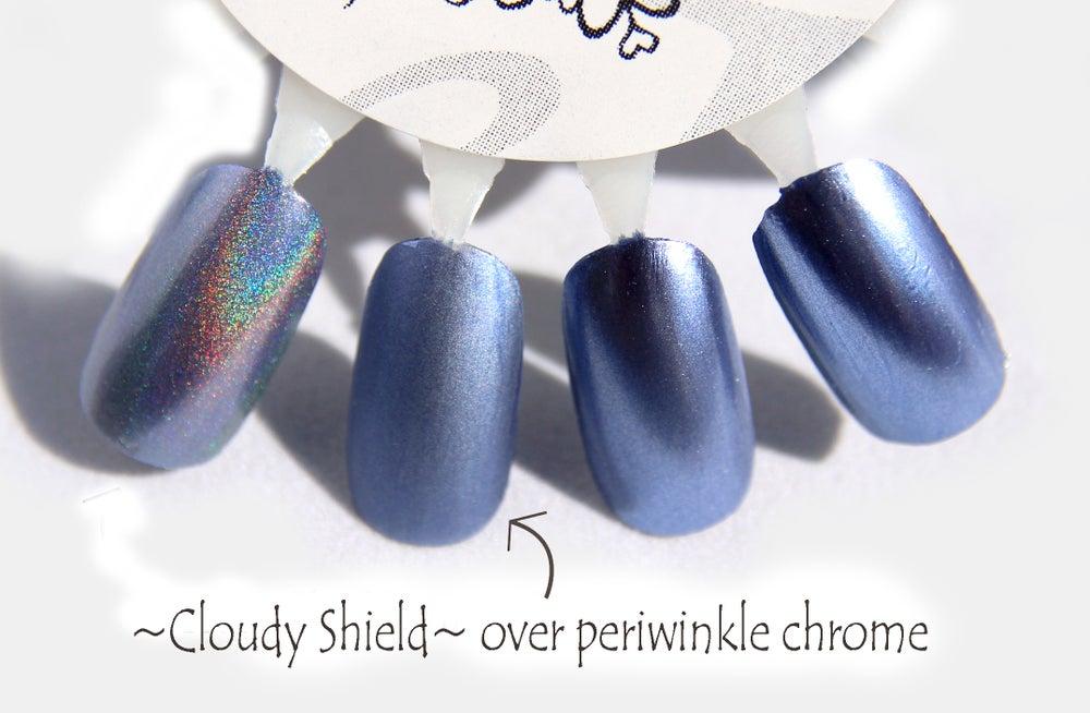Image of TOP COATS & BASE ~nail care~ lacquer varnish SPELL POLISH .5 oz, 15 mL!