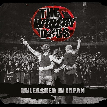 Image of THE WINERY DOGS - Unleashed In Japan - Édition vinyle