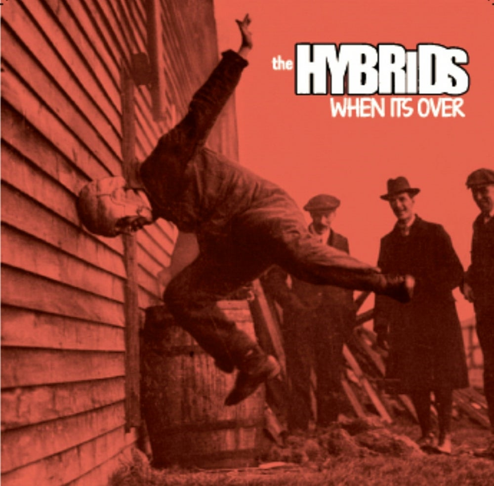"Image of Hybrids   ""When It's Over""  CD"