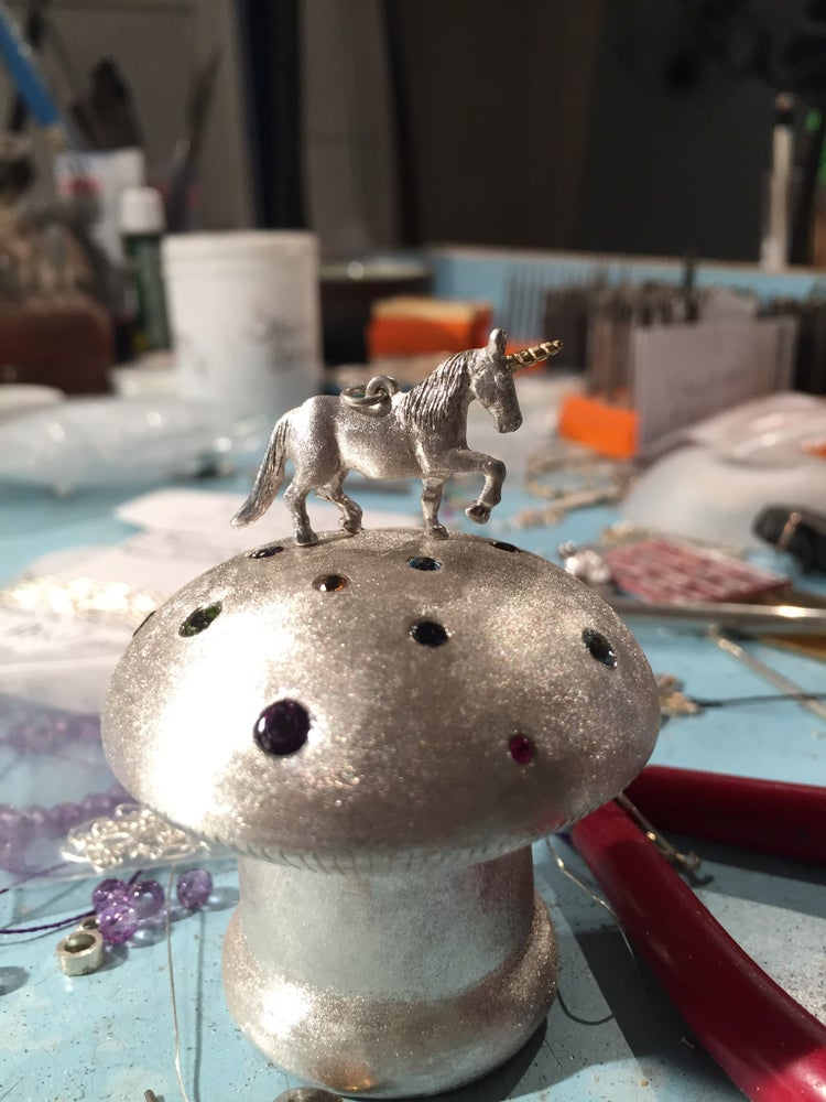 Image of Unicorn Pendant